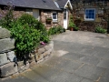 Curlew cottage with off road parking
